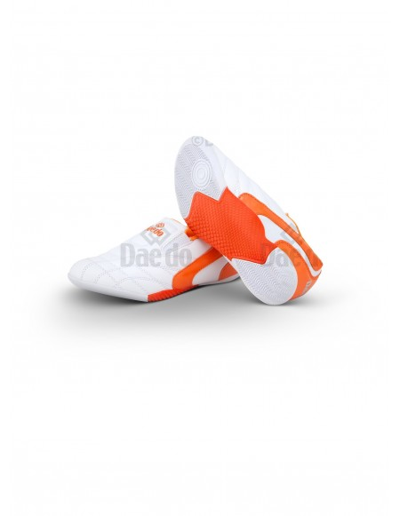 "Zapatillas ""Kick"" Naranja Infantil"