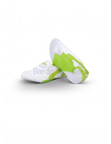 "Zapatillas ""Kick"" Verde Infantil"