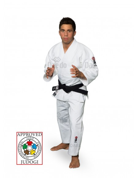 IJF Judogi- White