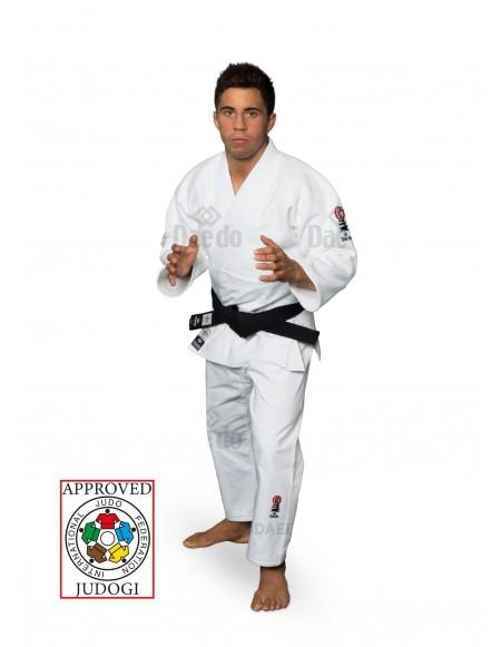 JUDO 2001 - Judogui IFJ Blanco