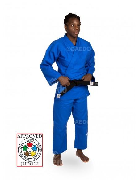 JUDO 2002 - IJF Judogi Blue
