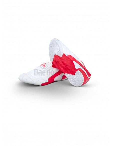 "Zapatillas ""Kick"" Rojo Infantil"