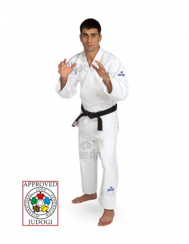 Imagén: Judogui IJF Slim Fit Blanco