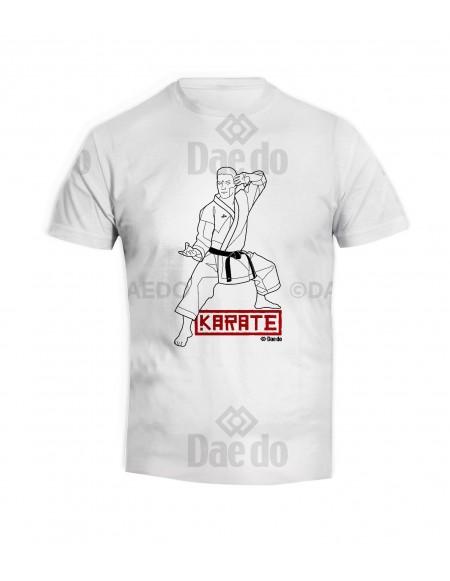 CA 1212 - Camiseta Karateka